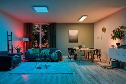 oświetlenie salonu RGB