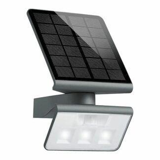 Kinkiet XSolar L-S  A - solarna, czujnik ruchu, chłodne światło