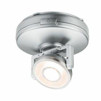 Oświetlenie szafki Rotate - LED, chrom, na baterie