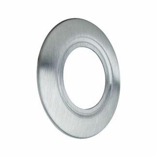 Nakładka dekoracyjna Special Line - srebrna, okrągła