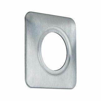 Nakładka dekoracyjna Special Line - kwadratowa, srebrna