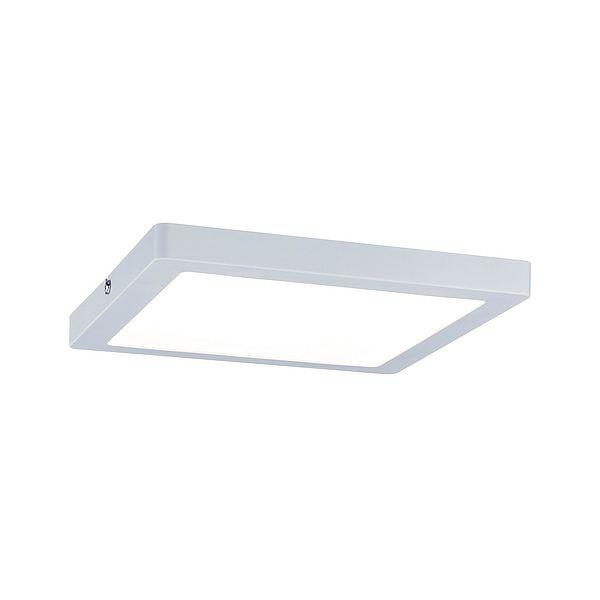 Biały plafon Atria - LED, 2700K, 22cm