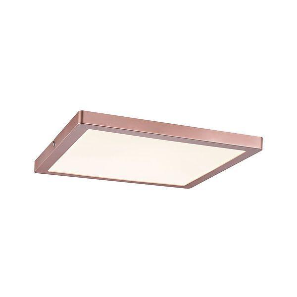 Lampa sufitowa Atria - LED, różowe złoto