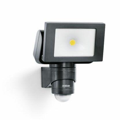 Naświetlacz LS 150 LED - czarny, czujnik ruchu, zmierzchu