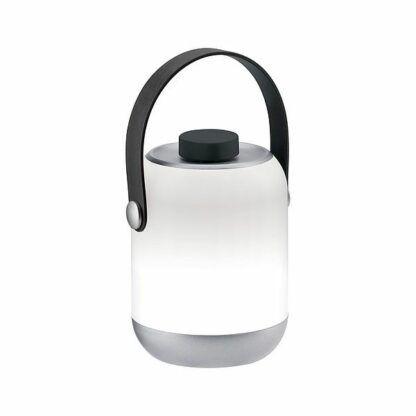 mobilna lampa na taras na biwak