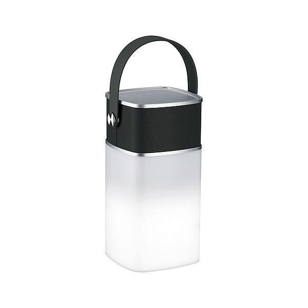 Mobilna lampa stołowa Clutch Power Sound - IP44 3000K, powerbank, głośnik