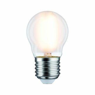 Mleczna żarówka LED - 800lm, E27, 2700K