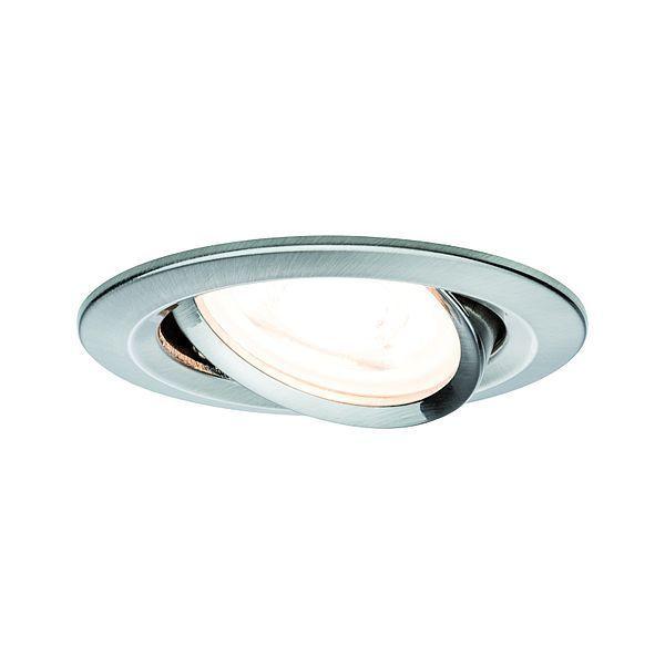 Oczko sufitowe Nova - LED, GU10, ściemnialne
