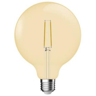 Duża żarówka E27 - ciepłe światło