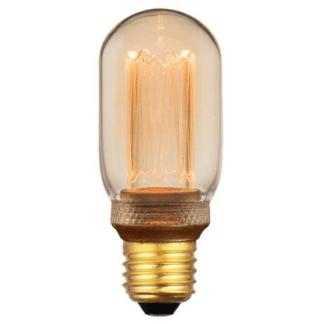 Żarówka dekoracyjna E27 - żółte światło