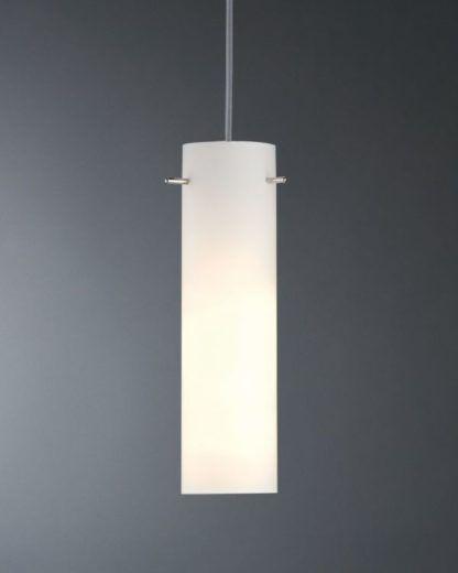 klosz do lampy wiszącej mleczne szkło