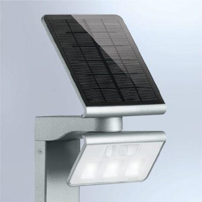lampa ogrodowa bateria słoneczna