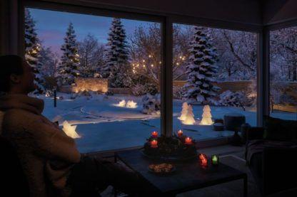nowoczesna iluminacja świąteczna