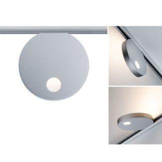 Spot Uplight Salto - chrom, system szynowy URail
