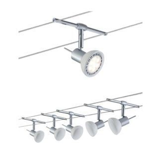 System linkowy Sheela - 5x10W GU5,3, 230/12V