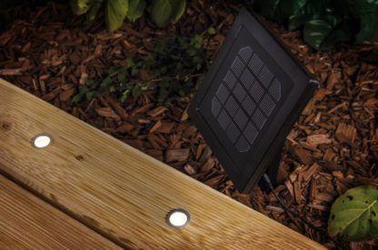 oprawa podłogowa solarna