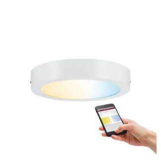 Plafon Cesena - LED, biały, SmartHome