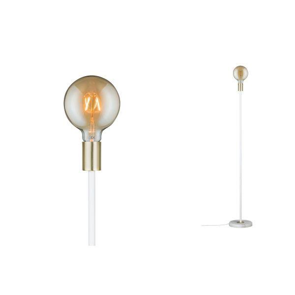 lampa podłogowa oświetlenie salonu