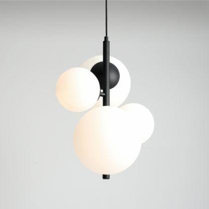 nowoczesna pionowa lampa wisząca