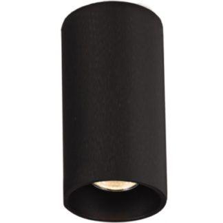 Lampa sufitowa Alu - czarna