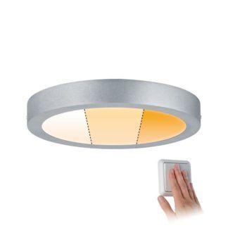 Okrągły plafon Carpo - LED, chrom mat
