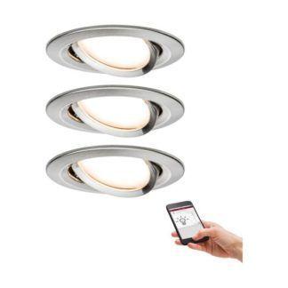 Zestaw oczek sufitowych Nova Plus - smartHome, LED