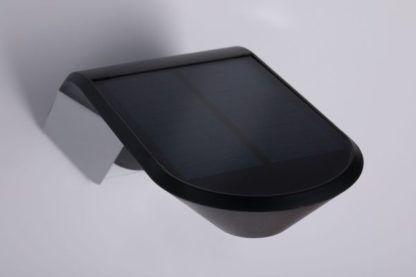 Kinkiet zewnętrzny Soley - solarny, IP44, czujnik ruchu