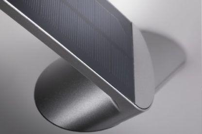 Kinkiet zewnętrzny Ilias - solar, IP44, czujnik ruchu