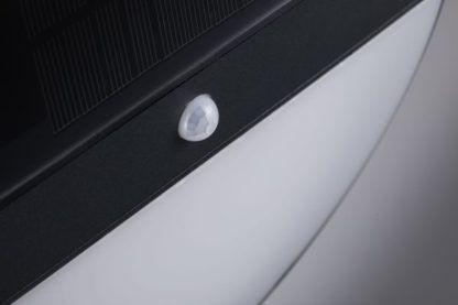 Okrągły kinkiet Eloise - IP44, 3000K, czujnik ruchu