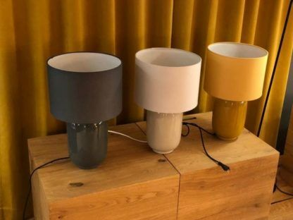 ceramiczne lampy nocne nowoczesne