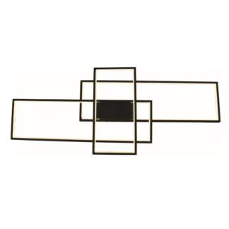 Lampa sufitowa / Kinkiet Avar - czarny, LED