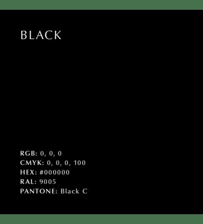 Lampa wisząca Clava Dine Black - szeroki klosz