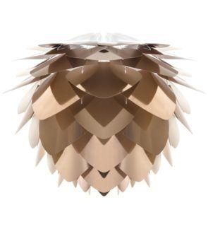 Lampa wisząca Silvia - metaliczny brąz