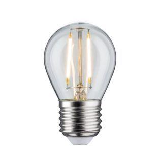 Transparentna żarówka LED - 470lm, E27, 2700K