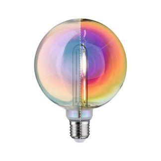 Żarówka Fantastic colors G125 - LED, E27, szklana kula