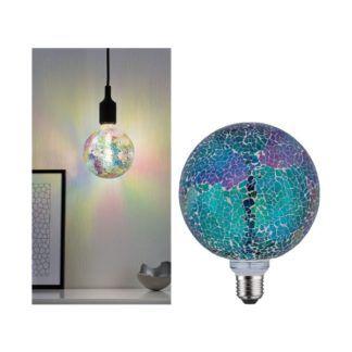 Żarówka dekoracyjna Mosaic G125 - E27, 2700K, mix