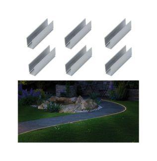 Klipsy montażowe Plug&Shine - 6szt