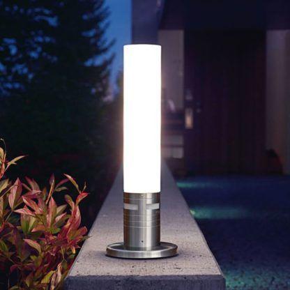 lampa ogrodowa słupek różne wysokości