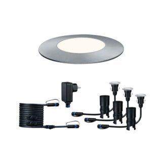 Oczko Floor Mini - Plug&Shine, IP65, 3000K, 24V, zestaw 3 szt.