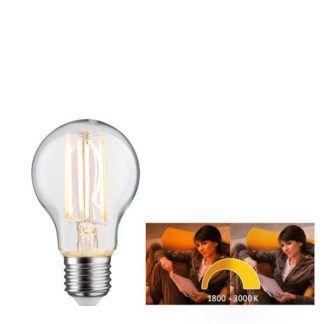 Żarówka LED - E27, 7W, 1800K-3000K