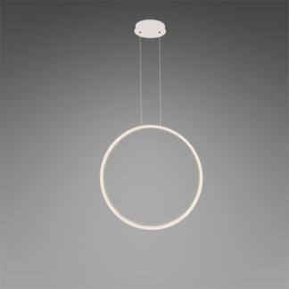 Lampa wisząca Shape No. 1, 80cm, 3000K, biała