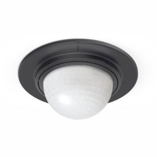 Czujnik ruchu - IS 360-1 DE - czarny, 360°