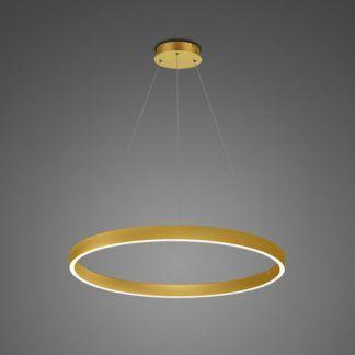 Lampa wisząca Billions No.4 - 100cm, 3000K, złota