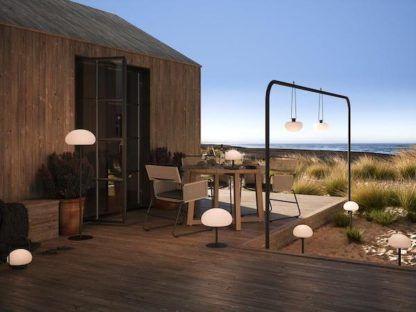 kolekcja sponge lampy tarasowe do ogrodu