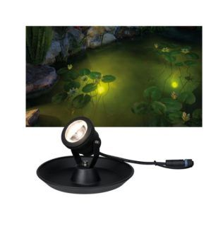 Podwodny reflektor Plug&Shine, IP68, 3000K, 24V
