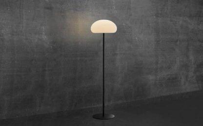 nowoczesna lampa stojąca na taras wysoka
