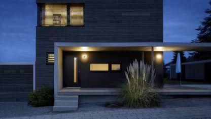 oświetlenie nowoczesne numer domu