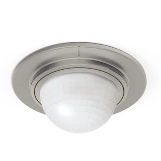 Czujnik ruchu - IS 360-1 DE - srebrny, 360°