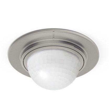 srebrny czujnik ruchu