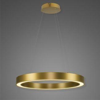 Lampa wisząca Billions No.4 - 60cm, 3000K, złota